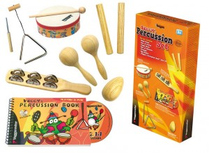 Voggys Percussion Set